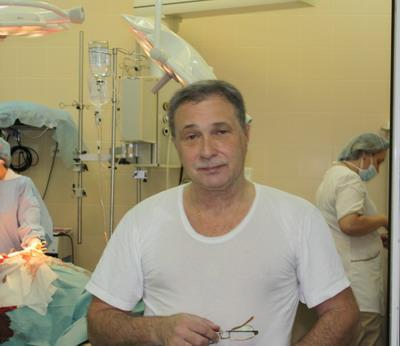 Профессор Сокольщик Михаил Миронович