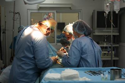Операция в Центре пластической и реконструктивной хирургии